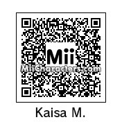 QR Code for Kaisa Makarainen by MooseMeister