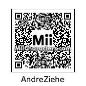 QR Code for Andre Ziehe by Toxicsquall
