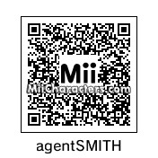 QR Code for Agent Smith by DRking