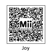 QR Code for Joy by DTG