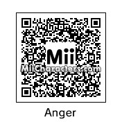 QR Code for Anger by DTG