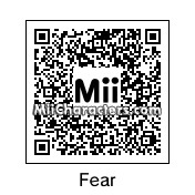 QR Code for Fear by DTG