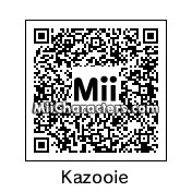 QR Code for Kazooie by DTG