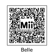 QR Code for Belle French by TvMovieBuff