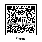 QR Code for Emma Swan by TvMovieBuff