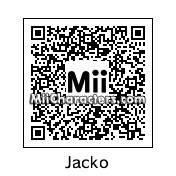 QR Code for Michael Jackson by Dadidek