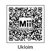 QR Code for Ukloim by Ukloim