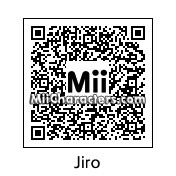 QR Code for Jiro Ono by Ukloim