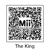 QR Code for King Harkinian by Fureon