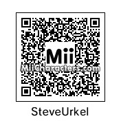 QR Code for Steve Urkel by curtis