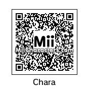 QR Code for Chara by BananaTehIdiot