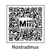 QR Code for Nostradmus by Cleej