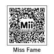 QR Code for Miss Fame by thebellatwins