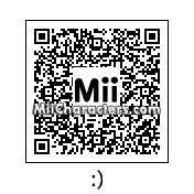 QR Code for Smiley Face by MisterJukebox8