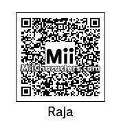 QR Code for Raja by thebellatwins