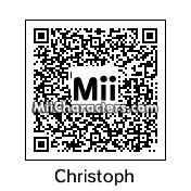QR Code for Christoph 'Doom' Schneider by bland3st