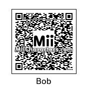 QR Code for Bob Belcher by TvMovieBuff