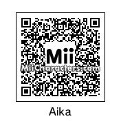 QR Code for Aika Fuwa by GraceTwist