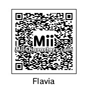 QR Code for Flavia by GraceTwist