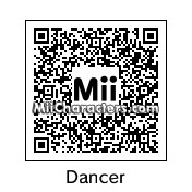 QR Code for Salsa Dancer by Bobby64