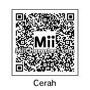 QR Code for Cera Rosey by uncledick