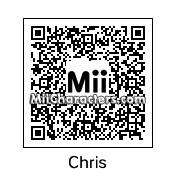 QR Code for Christine Rosey by uncledick
