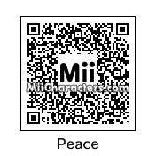 QR Code for Peace