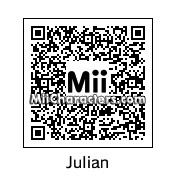 QR Code for Julian by rababob