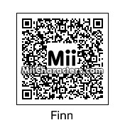 QR Code for Finn by madhatter13