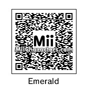 QR Code for Emerald Sustrai by CancerTurtle
