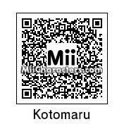 QR Code for Kotomaru by aMAXproduction