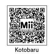 QR Code for Kotobaru-san-sama by aMAXproduction