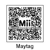 QR Code for Maytag by aMAXproduction