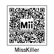 QR Code for Miss Killer/Luna Ryder by aMAXproduction