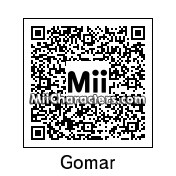 QR Code for Gomar by aMAXproduction