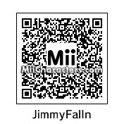 QR Code for Jimmy Fallon by Andy