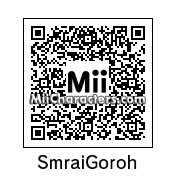 QR Code for Samurai Goroh by aMAXproduction