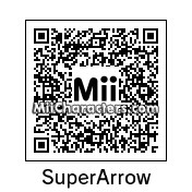 QR Code for Super Arrow by aMAXproduction