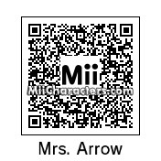 QR Code for Mrs. Arrow by aMAXproduction