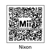 QR Code for Richard Nixon by EbbFrostey