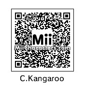 QR Code for Captain Kangaroo by EbbFrostey