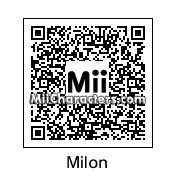 QR Code for Milon by CHOCO43