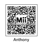 QR Code for Anthony Hutton by Rise18