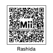 QR Code for Rashida Jones by celery