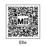 QR Code for Elle Driver by Rise18