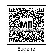 QR Code for Eugene Sully by Rise18