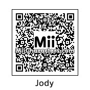 QR Code for Jody by Rise18