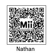 QR Code for Nathan Drake by Delam