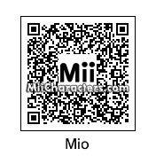 QR Code for Mio by rhythmclock