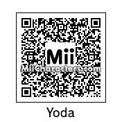 QR Code for Yoda by Turbotastic